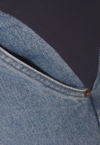 MAIAMAE - BALLOON - Straight leg jeans - mid wash - 2