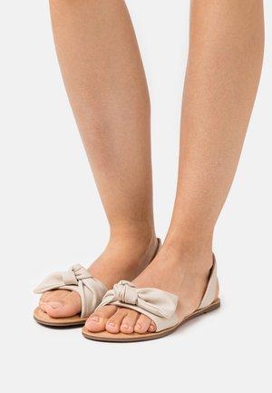 CELLE - Sandals - bone