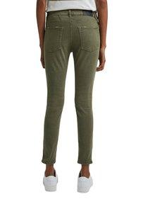edc by Esprit - Slim fit jeans - khaki green - 6