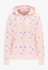 myMo - Zip-up hoodie - hellrosa - 4