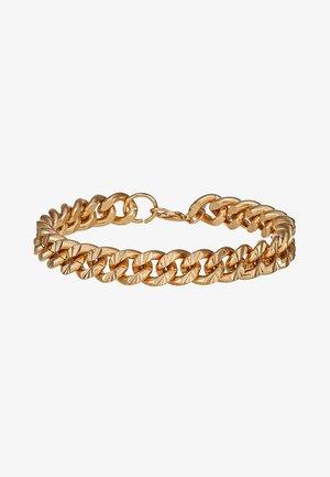 FEARLESS BRACELET - Bracciale - gold-coloured
