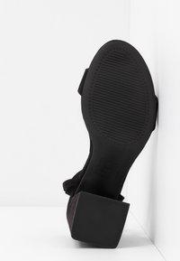 New Look - SPOINT - Sandály na vysokém podpatku - black - 6