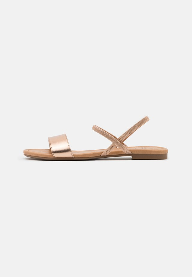 DANYLL - Sandalen - rose gold