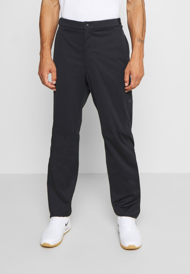 HYPERSHIELD PANT - Trousers - black/dark smoke grey