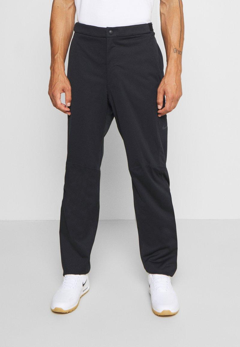 Nike Golf - HYPERSHIELD PANT - Kalhoty - black/dark smoke grey