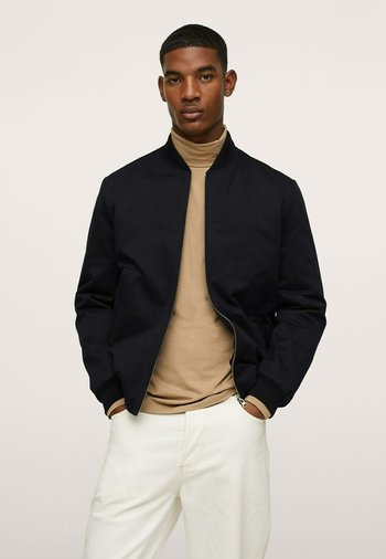 Light jacket - zwart