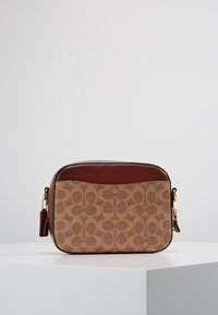 Coach - SIGNATURE CAMERA BAG - Umhängetasche - rust - 2