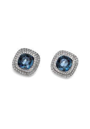AUTENTIC - Earrings - blau