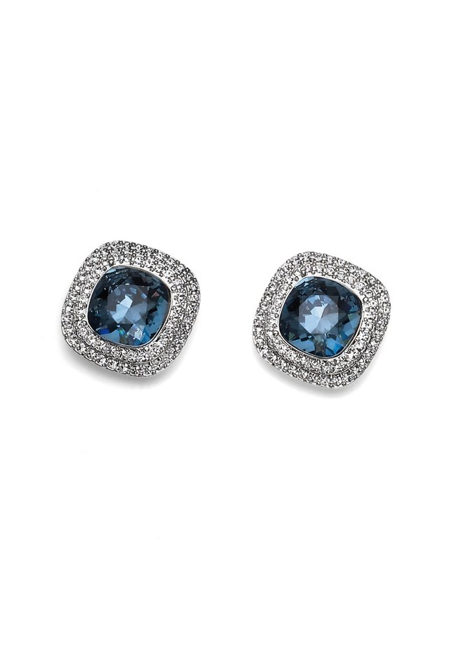AUTENTIC - Earrings - blau