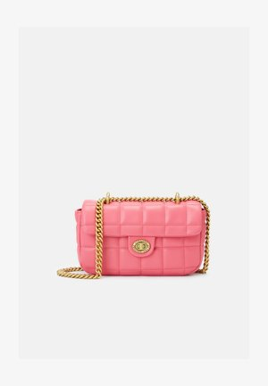 QUILTED CROSSBODY - Across body bag - paradise