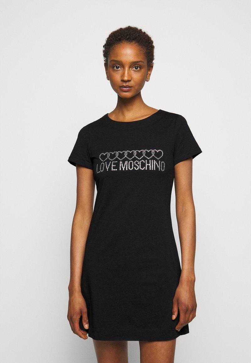 Love Moschino - Jersey dress - black