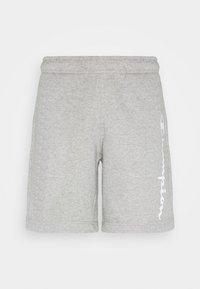 LEGACY BERMUDA - Sports shorts - grey melange