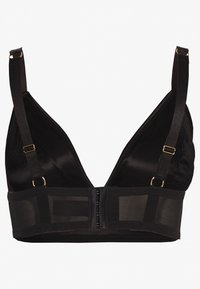 Playful Promises - GABI FRESH BRALETTE - Soutien-gorge triangle - black - 1