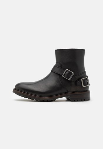 TRIALMASTER - Classic ankle boots - black