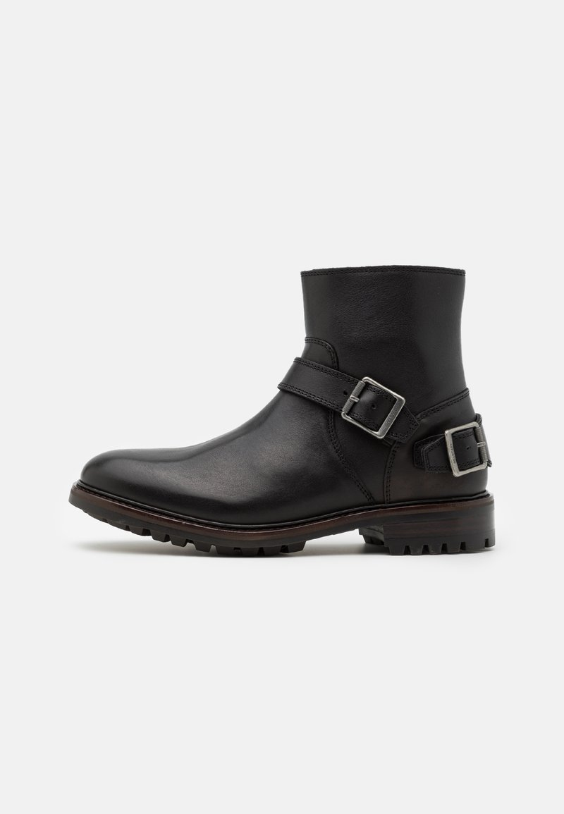 Belstaff - TRIALMASTER - Classic ankle boots - black