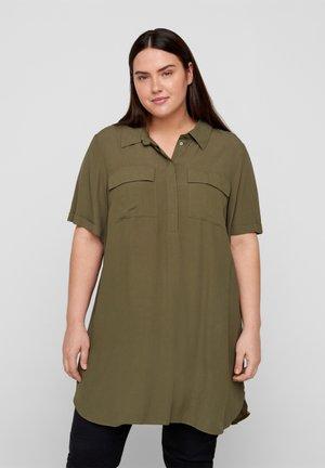 Tunic - ivy green