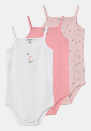 3 PACK - Body - flamingo pink