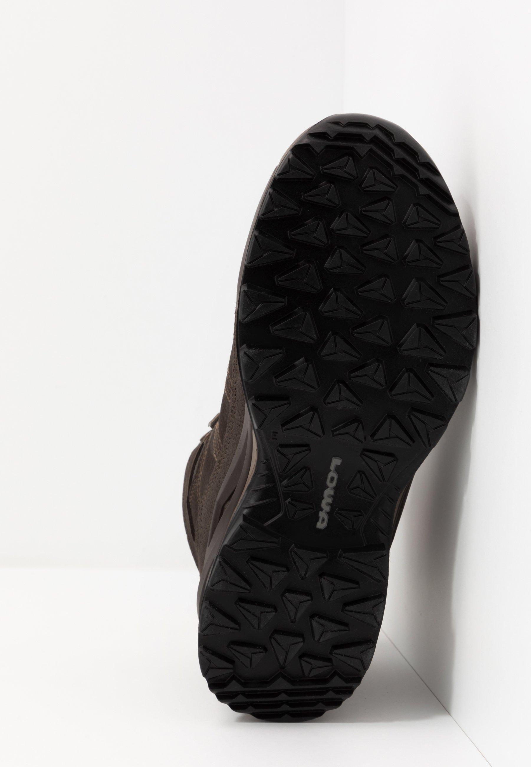 Lowa TORO EVO MID - Scarpa da hiking - dunkelbraun/taupe | Scarpe A Buon Mercato