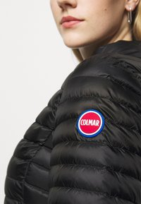 Colmar Originals - LADIES JACKET - Down jacket - black/light steel - 4