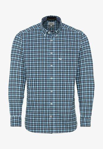 VICHY - Shirt - ocean blue