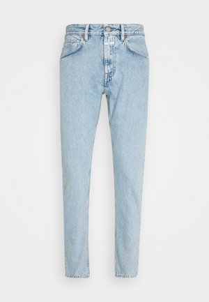 COOPER TAPERED - Jeans fuselé - light blue