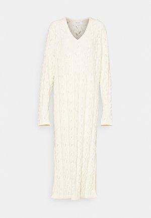 NIM DRESS - Jumper dress - ecru
