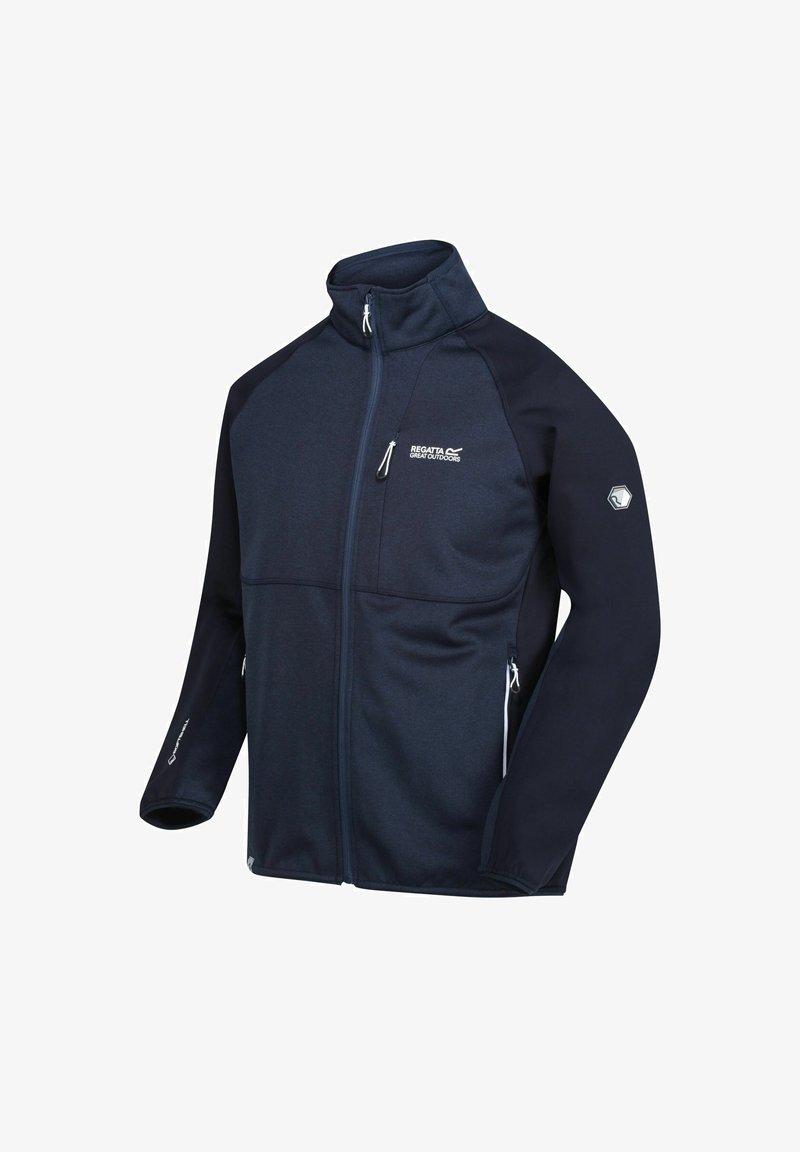 Regatta - FOLEY II HYBRID - Sports jacket - nghtfall/nvy