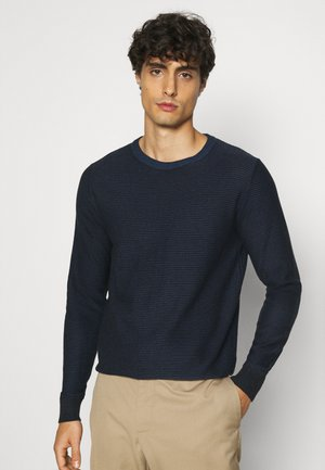 Strickpullover - electric blue