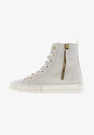 TESSA  - Sneakers hoog - knochen weiß