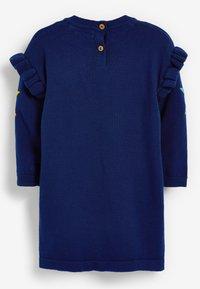 Next - SET - Jumper dress - dark blue - 3