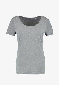 Marc O'Polo - CREW NECK - Pyjama top - grey - 3
