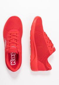 Kappa - TUNES OC - Sportschoenen - red - 1