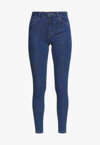 ONLHELLA - Jeans Skinny Fit - medium blue denim