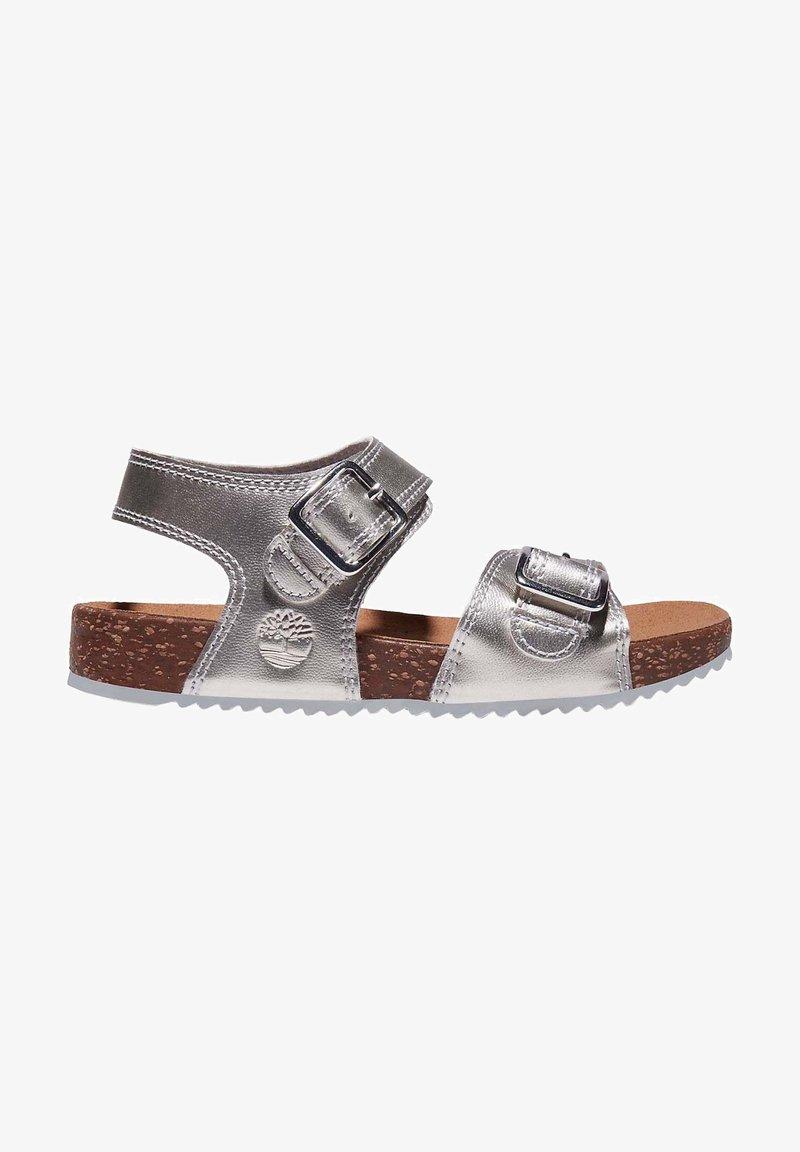 Timberland - Walking sandals - silver