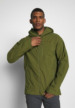 SVALBARD LIGHTWEIGHT JACKET - Ulkoilutakki - olive night