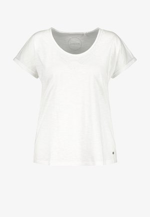 Camiseta básica - offwhite