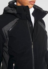 Spyder - SCHATZI INFINIUM - Kurtka narciarska - black - 8
