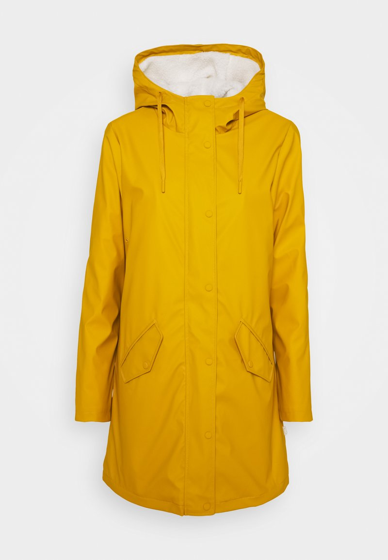 ONLY Tall - ONLSALLY RAINCOAT - Parka - tawny olive