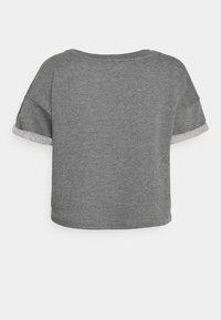 ONLY Play - ONPARETHA  - Mikina - medium grey melange/dark grey - 1