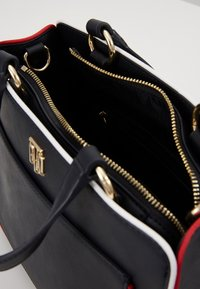 Tommy Hilfiger - CITY SATCHEL - Handbag - blue - 6