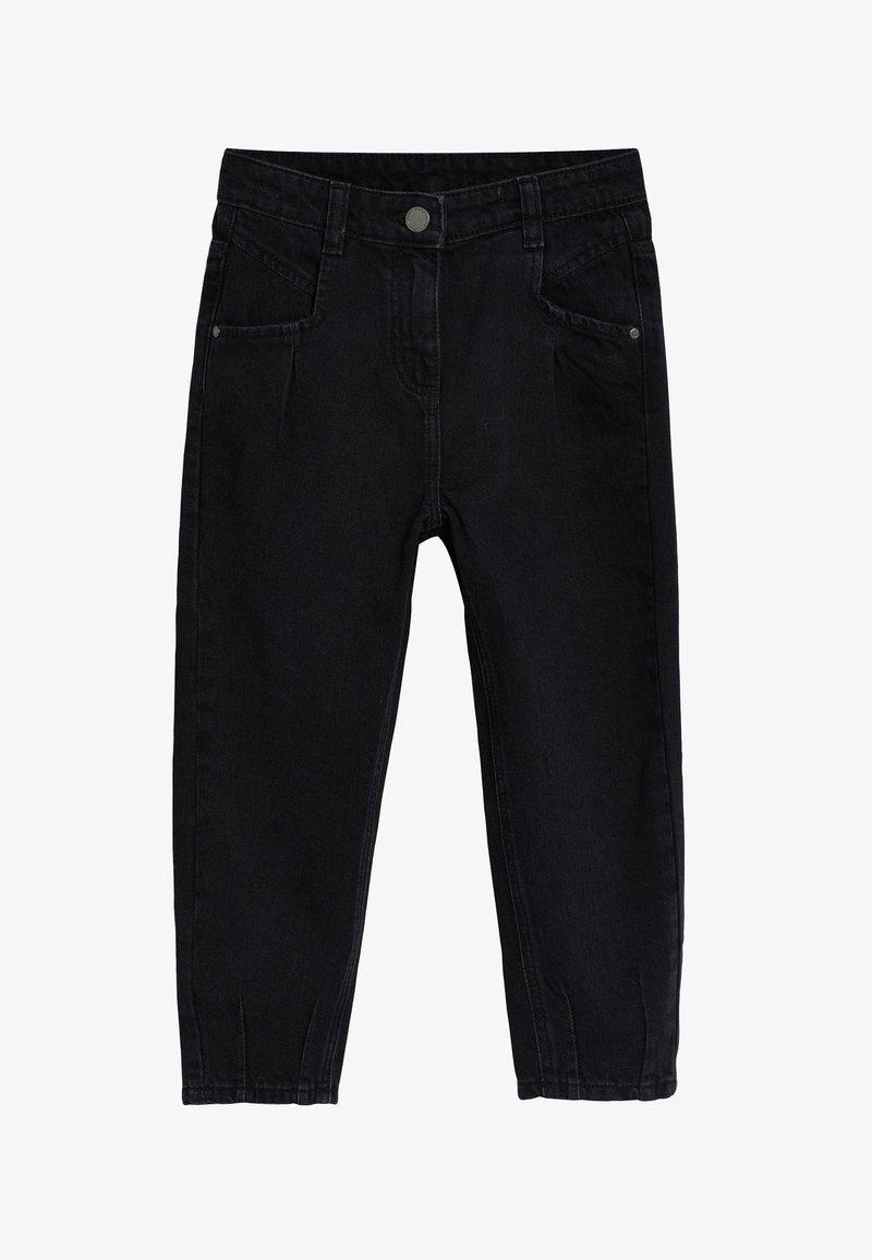 Next - BARREL  - Straight leg jeans - black
