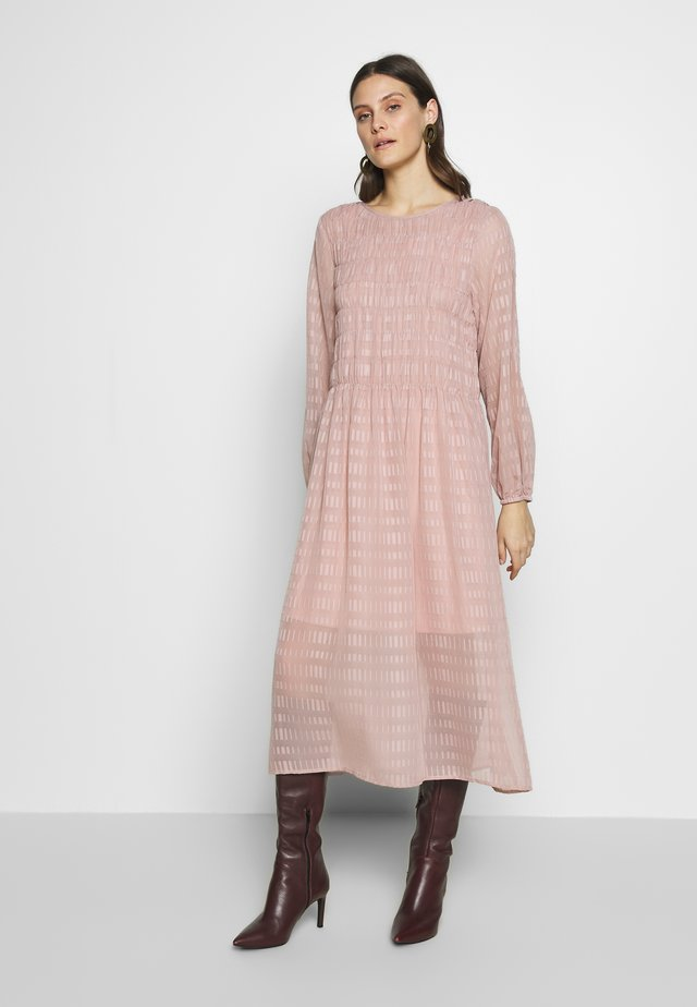 RIZLC DRESS - Day dress - pink nectar