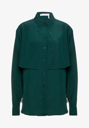 Camicetta - nightfall green