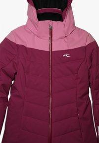 Kjus - GIRLS MADLAIN JACKET - Ski jacket - fruity pink - 3