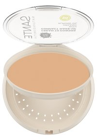 Sante - COMPACT MAKE-UP CREAM TO POWDER - Foundation - 01 cool ivory - 1