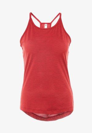 PERF - T-shirt de sport - red melange