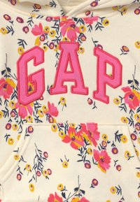 GAP - TODDLER GIRL LOGO  - Mikina - white - 2