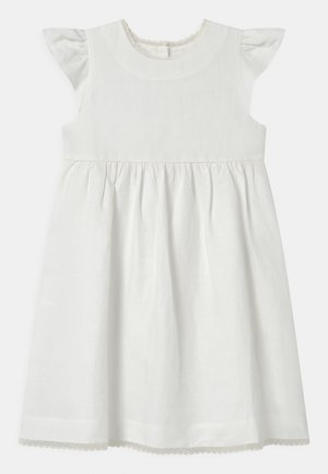 MARBELLA - Shirt dress - white