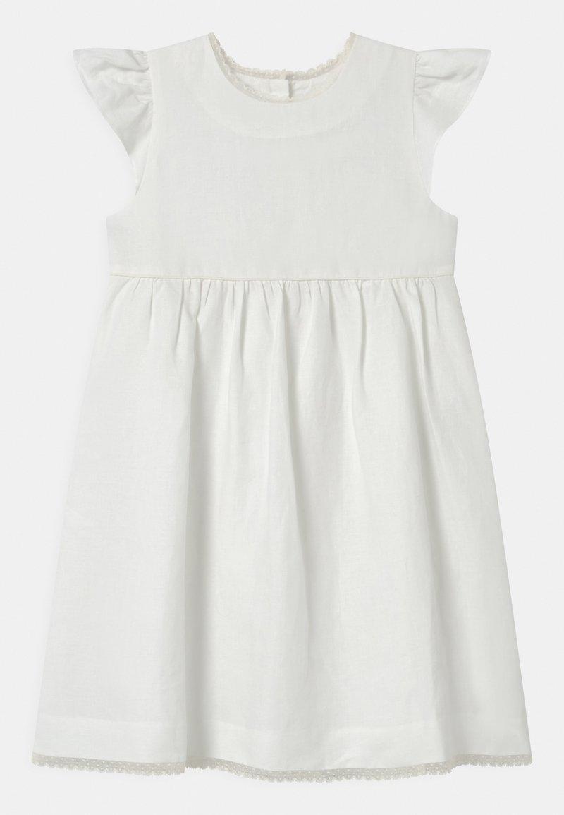 Twin & Chic - MARBELLA - Košilové šaty - white