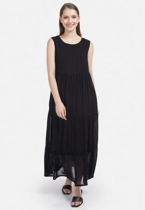 Sommerkleid - Maxi dress - schwarz